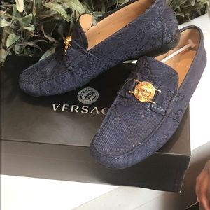 Versace loafers